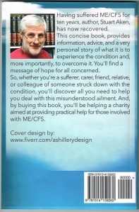 The back cover of the paperback version.