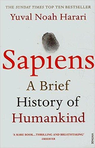 Sapiens, by Yuval Noah Harari, Reviewed.