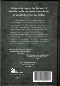 The back cover