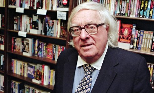 Ray Bradbury, 1997 (Photo Credit: Steve Castillo/Associated Press)