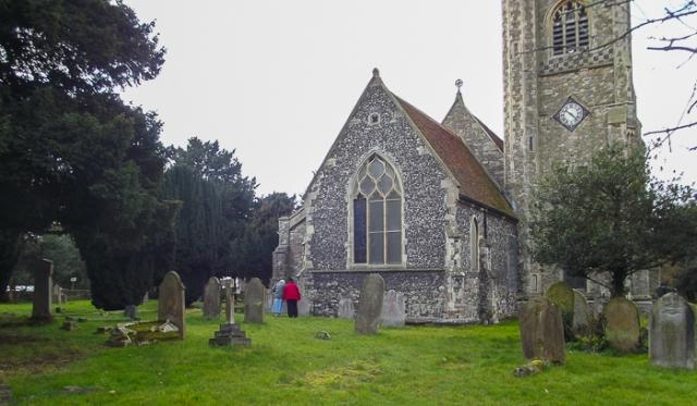 Essex church stanford