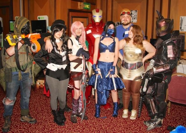 fantasticon cosplay