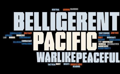 belligerent
