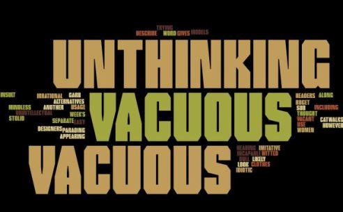 vacuous