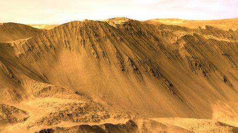 Mars via HiRise