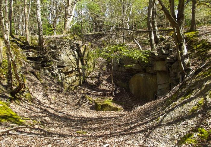 Smiley quarry