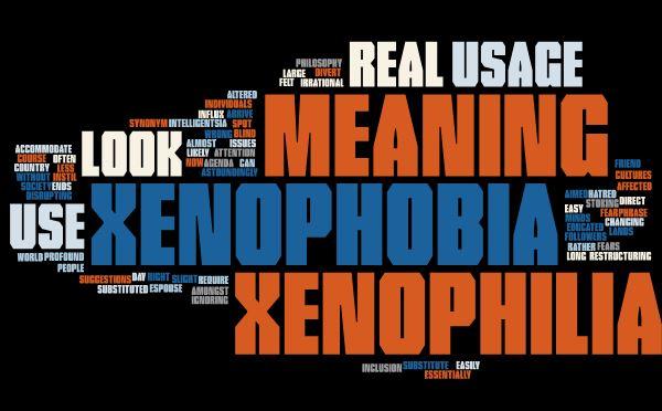 Xenophilia