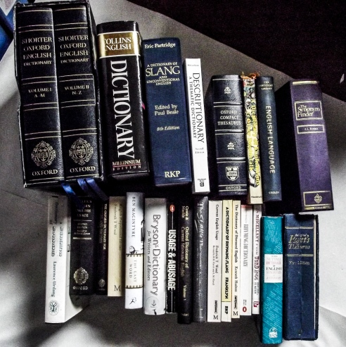 Books of words