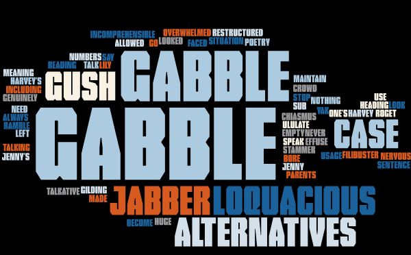 gabble