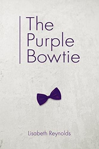 purple bowtie