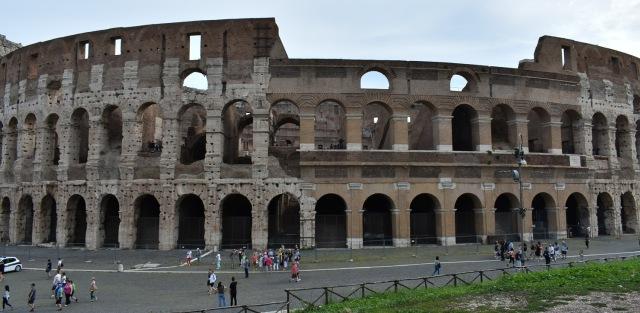 Colosseum wide