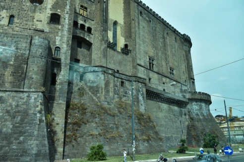 fort in naples