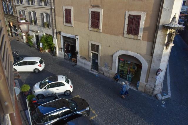 From window street